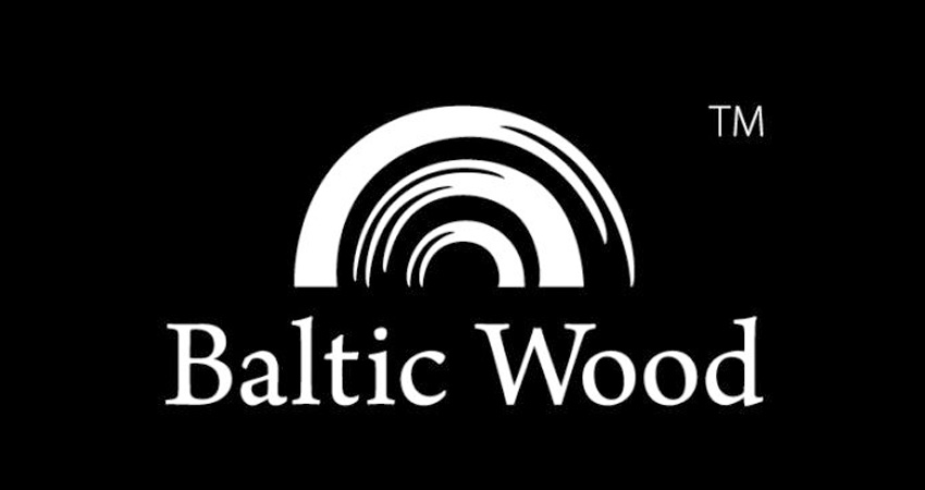Logo Baltic Wood