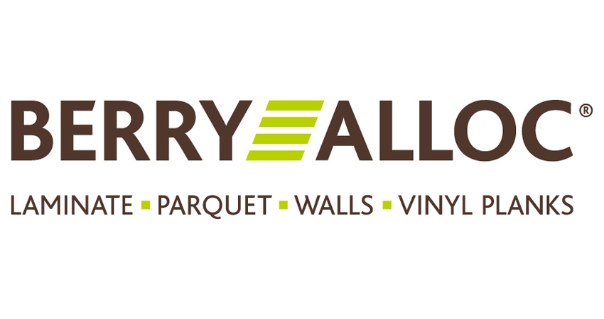 Logo Berry Alloc